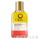 Ojon Rare Blend Total Therapy Hair Oil For Thick Or Coarse Damage Hair