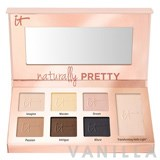 It Cosmetics Naturally Pretty Essentials Matte Luxe Transforming Eyeshadow Palette