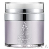 Alpha-H Beauty Sleep Power Peel with 0.5% Retinol