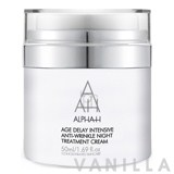 Alpha-H Age Delay Intensive Anti-Wrinkle Night Treatment Cream