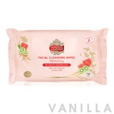 Imperial Leather Facial Cleansing Wipes Refreshing