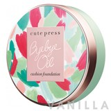 Cute Press Bye Bye Oil Cushion Foundation SPF50+ PA+++