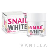 Snail White Royal Jelly Facial Cream
