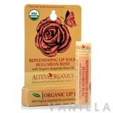 Alteya Organics Bulgarian Rose Replenishing Lip Balm