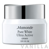 Mamonde Pure White Ultra Active Cream
