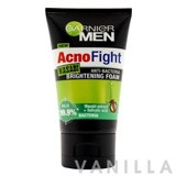 Garnier Acnofight Wasabi Anti Bacteria Brightening Foam