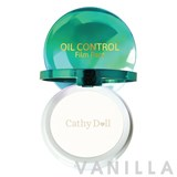 Cathy Doll Oil Control Film Pact Translucent