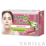 Parrot Herbal 2 in 1 Caviar Lime And Aloe Vera Whitening