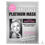Faith in Face Prestige Platinum  Foil Mask