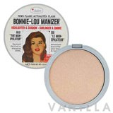 The Balm Bonnie-Lou Manizer Highlighter And Shadow