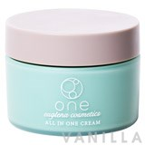 Euglena Cosmetics One All In One Cream