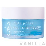 Cute Press 8 HR Full Night Sleep Overnight Mask