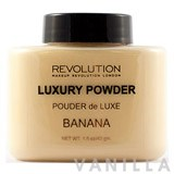 Make Up Revolution Luxury Powder Banana
