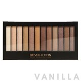 Make Up Revolution Redemption Palette Essential Shimmers