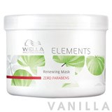 Wella Professionals Elements Renewing Mask