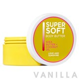 Bath & Body Works Love and Sunshine Super Soft Body Butter