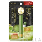 Mentholatum Melty Cream Lip Matcha