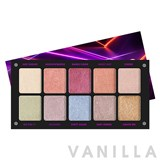 Inglot freedom System Palette Partylicious