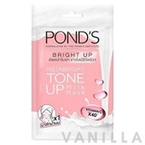 Pond's White Beauty Instabright Tone Up Milk Mask Vit C