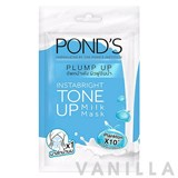 Pond's White Beauty Instabright Tone up Milk Mask Plankton