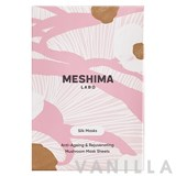 Meshima Labo Face Mask White Mask
