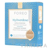 Foreo H2Overdose Ultra Hydrating Hyaluronic Acid-Infused UFO Activated Mask