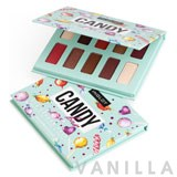 Inglot Candy Bar Eye Shadow Palette