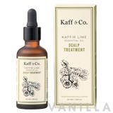 Kaff & Co Kaffir Lime Essential Oil Scalp Treatment