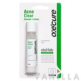 Oxe'Cure Acne Clear Powder Lotion