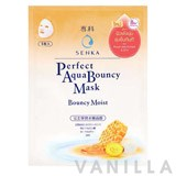 Senka Perfect Aqua Bouncy Mask Bouncy Moist