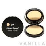17 Oil Control Pressed Powder