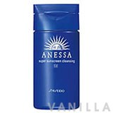 Anessa Super Sunscreen Cleansing EX