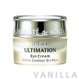 Beaute de Kose ULTIMATION Eye Cream