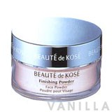 Beaute de Kose Finishing Powder