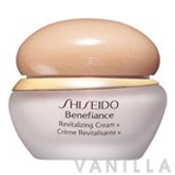 Shiseido Benefiance Revitalizing Cream N