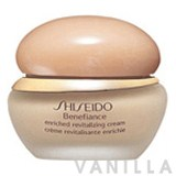 Shiseido Benefiance Enriched Revitalizing Cream N