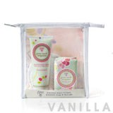 Bloom Scented Hand Cream, Scented Soap & Sponge