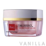 BSC Time Defence Nano Non-Chemical Sunscreen Protective Day Cream SPF20 UVA+++
