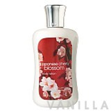 Bath & Body Works Japanese Cherry Blossom Body Lotion