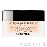 Chanel Masque Destressant Eclat Anti-Fatigue Gel Mask