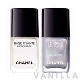 Chanel Duo Platinum Metallic Nail Enamel