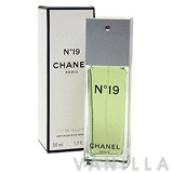 Chanel No 19 Eau de Toilette