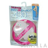 Fat Buster (Calorie Off) Super Panty -430 kcal/1hr