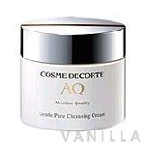 Cosme Decorte AQ Gentle Pure Cleansing Cream