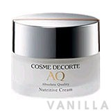 Cosme Decorte AQ Nutritive Cream