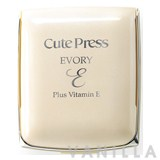 Cute Press Evory Plus Vitamin E Two Way Powder Cake