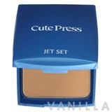 Cute Press Jet Set Oil Control Foundation Powder SPF20