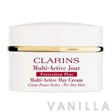 Clarins Multi-Active Day Protection Plus Cream Dry Skin