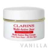 Clarins Multi-Active Day Protection Plus Cream Gel