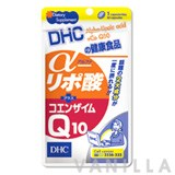 DHC Alpha Lipoic Acid + Co Q10